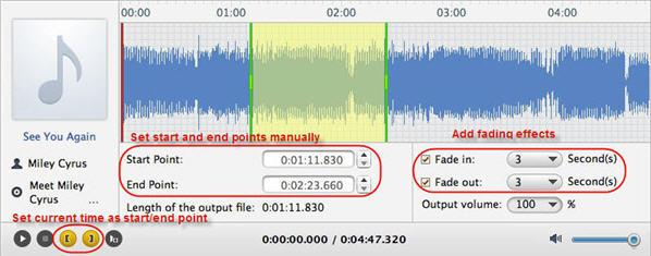 Convert M4R iPhone ringtones on Mac