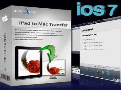 iPad to Mac Transfer