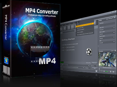 mediAvatar MP4 Converter - Convert FLV to MP4, video to MP4